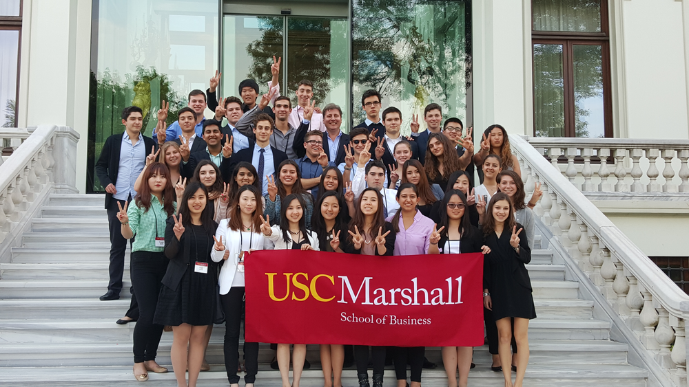 DEMO - USC Marshall School of Business Innovation Conference 2018