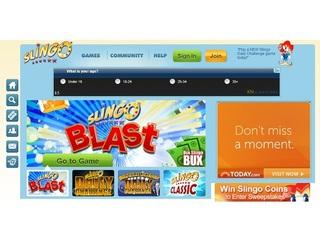 Slingo casino schwester websites