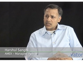 Interview With :   Harshul Sanghi, Managing Partner at American Express Ventures