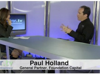 Foundation Capital's plan to find the next Zuckerberg :   Paul Holland, General Partner at Foundation Capital