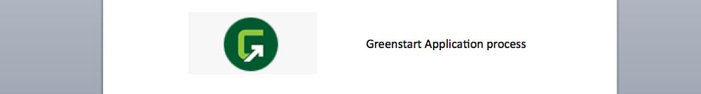 Greenstart's Offering $115K to Cleantech + IT Startups